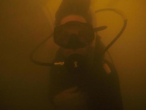 Tenkiller Lake Diving 5.21.21